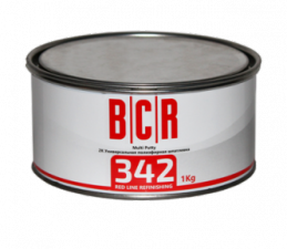BCR RED Line Шпатлевка Multi Putty 1 кг