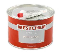 WESTCHEM Шпатлевка MULTISOFT LIGHT 1,5 л